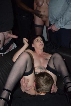Moms Orgy Porn