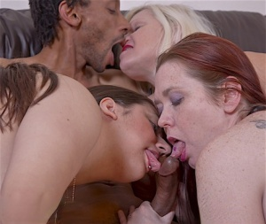 Moms Reverse Gangbang Porn