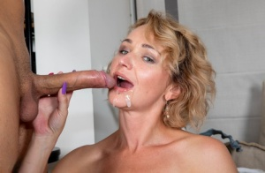 Cum In Moms Mouth Porn