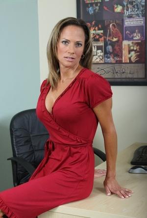 Office Moms Porn