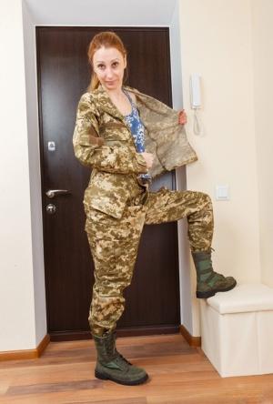 Military Moms Porn