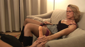 Toying Moms Porn
