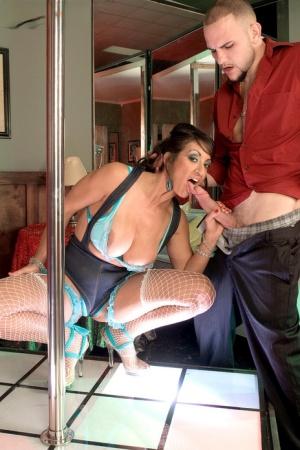 Moms Stripping Porn