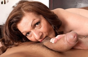 Moms Sucking Balls Porn