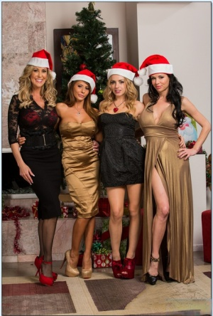 Christmas Moms Porn